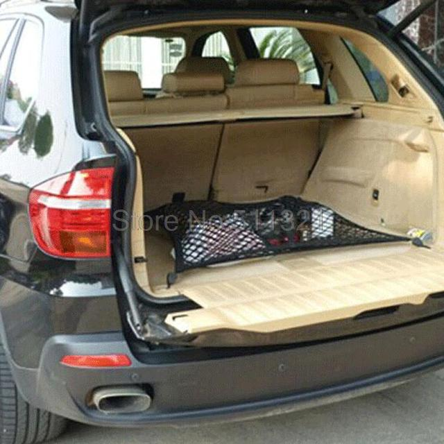 Fit For Kia Sportage 2005 2012 NYLON REAR TRUNK CARGO NET interior ...