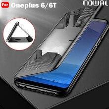 Luxury View Flip Phone Case For OnePlus