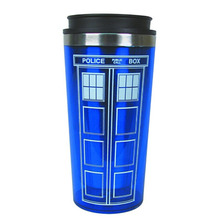 New Coffee Cup With Lid Bottle  Stainless Steel Interior Thermos Mug 450ml Creative Gift