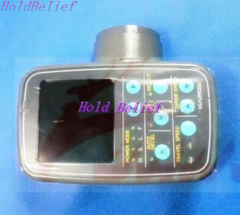 Moniteur LCD moniteur panneau pour Hyundai ROBEX R290NLC R290 pelle livraison gratuite