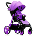 Bebé cochecito de bebé luz cuatro trolley coche de bebé plegable portátil niño cuatro estaciones generales
