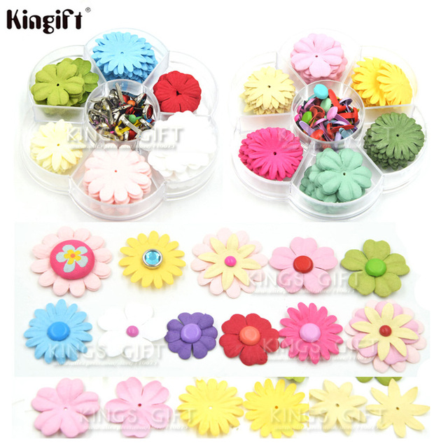 Scrapbooking accessories flowers paper crafts scrapbook scrapbooking accessories flowers paper crafts scrapbook embellishments mini small paper flowers scrapbooking decoration mightylinksfo