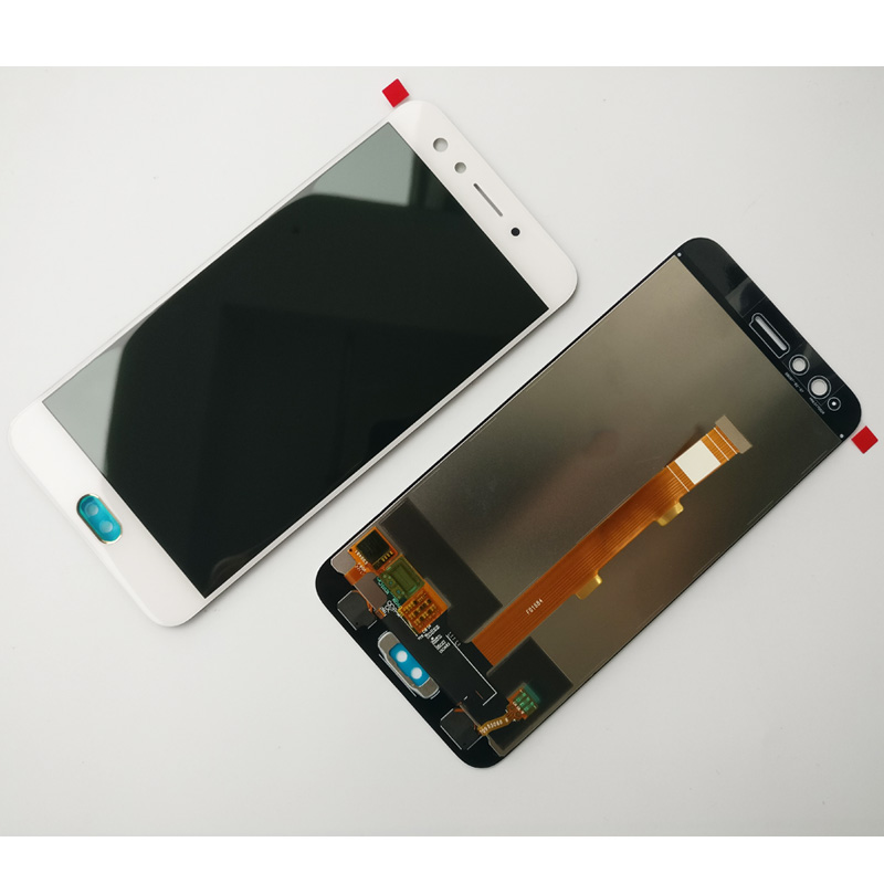 Image 3 - High Quality NEW 5.5 inch LCD For OPPO F3 LCD Display Touch Screen Digitizer Assembly Replacement Repair Parts White-in Mobile Phone LCD Screens from Cellphones & Telecommunications