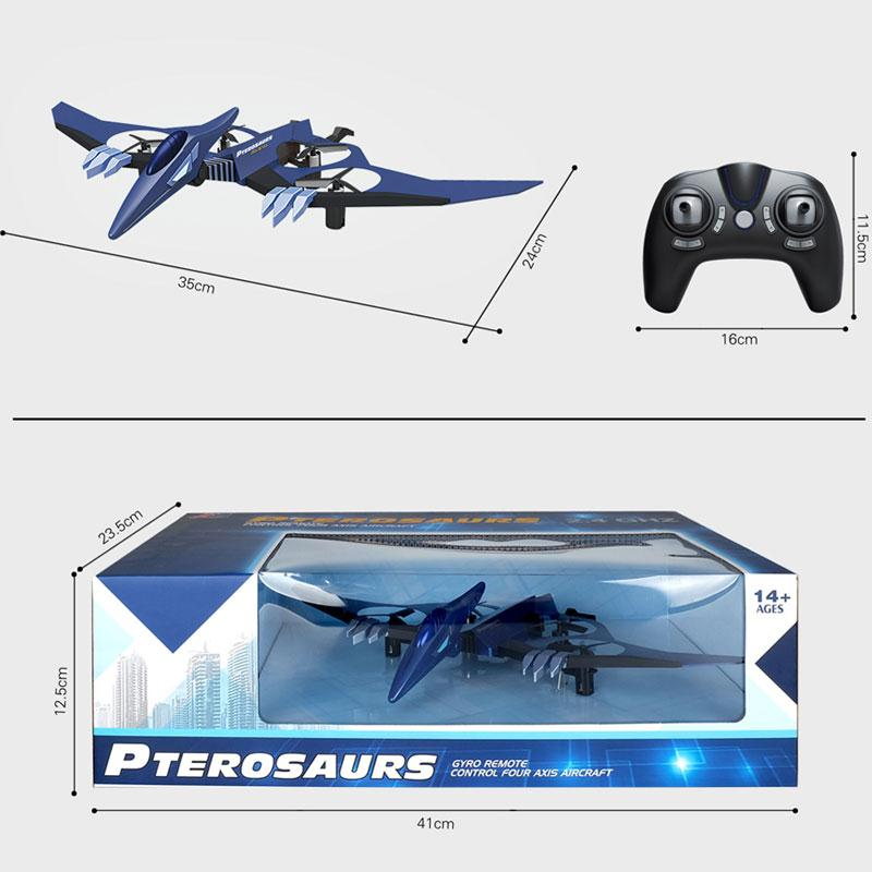 ФОТО JXD 511 6 Axis Gyro Remote Control Quadcopter RC Helicopter Drone Blue