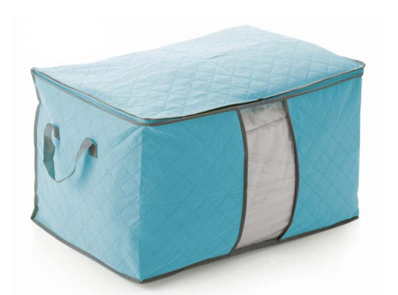 Clothes Pillow Quilt Blankets Storage Bags Case Container Boxes