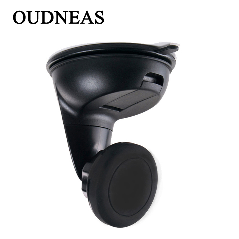 OUDNEAS Magnetic Car Phone Holder 360 Degree Rotation Mobile Phone Holder Stand For iphone 6 7 Plus Cell Phone Bracket Mounts