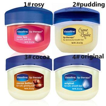 Pure Petroleum Jelly Skin Protect Moisturizer Cream For Body Face Skin Natural Plant Organic Lip Balm Makeup Lipstick Gloss 2