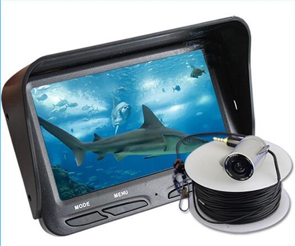 4,3 Zoll 720 P 30 Mt Kamera Unterwasserfischen Endoskop Kamera