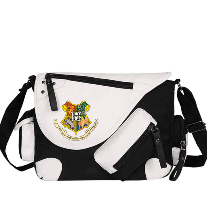 Harry Potter Shoulder bag Backpack Women Men Messenger Bags Rucksack Travel Gym Schoolba ...