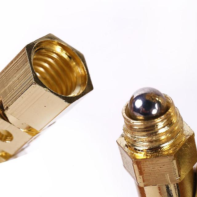 1pc plug purge value air valve waterpipe glass tobacco Nargile accessories shisha pipe hose cap bottle gadgets Egyptian hookah