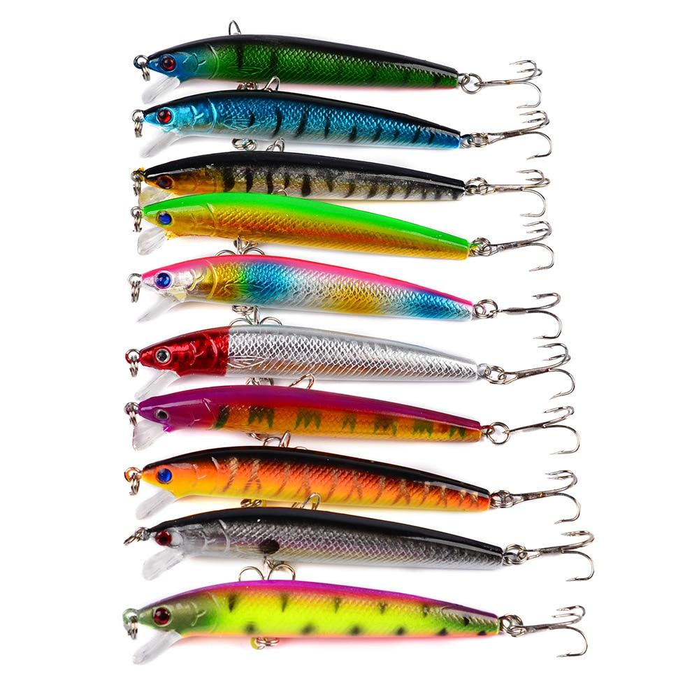 TAIGEK 1pcs Fishing Lure Hard Bait