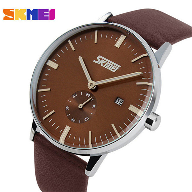 Skmei Men Watches Luxury Brand Reloj Hombre Clocks Men Wristwatch Quartz-watches Fashion Casual Watch Montre Homme 2018 Orologi цена