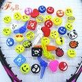 100 piezas raqueta de Tenis amortiguador reducir tenis raqueta vibración amortiguadores de raqueta de Tenis pro personal de 20-30 modelos l667OLC