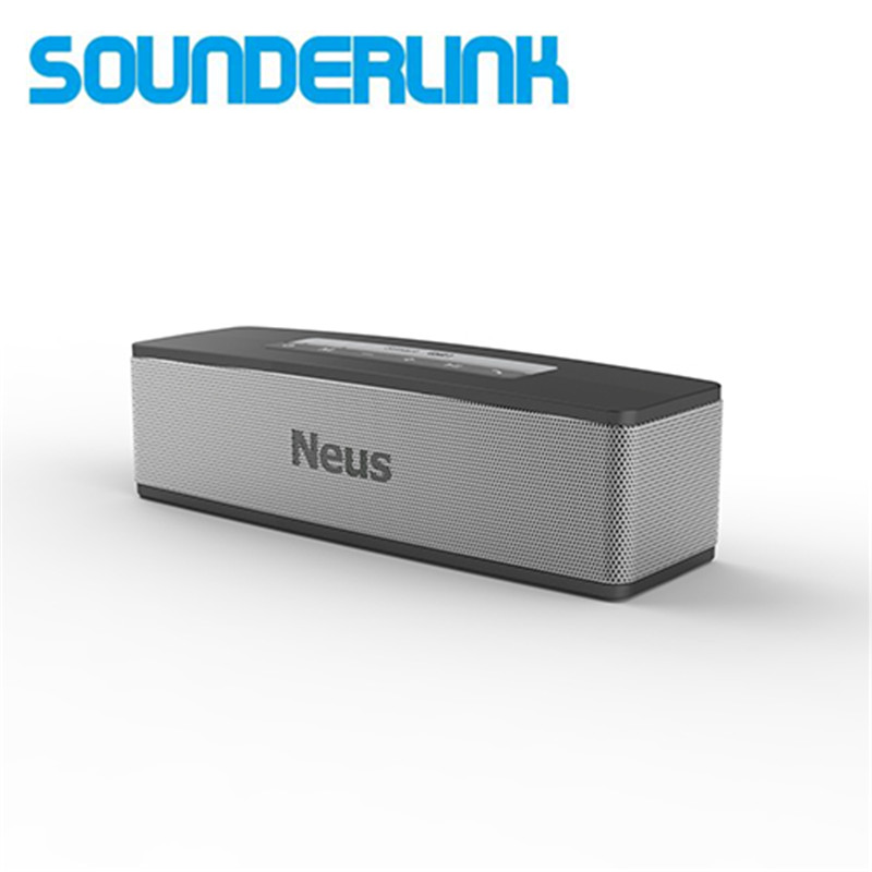 Neusound Neus 20W High power TWS Bluetooth speaker potable soundbar Sound Bar with enhanced patented deep