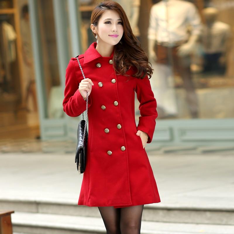 Red Coat For Ladies - Coat Nj