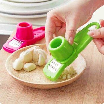 Multi-fonction gingembre ail presse meulage râpe rabot trancheuse Mini Cutter pour ustensiles de cuisine outils livraison directe
