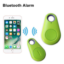 Smart key Bluetooth GPS Tracker Navigation Child Positioning Anti-lost Smart Tracking Pet kids Outdoor Alarm For IOS Android цена