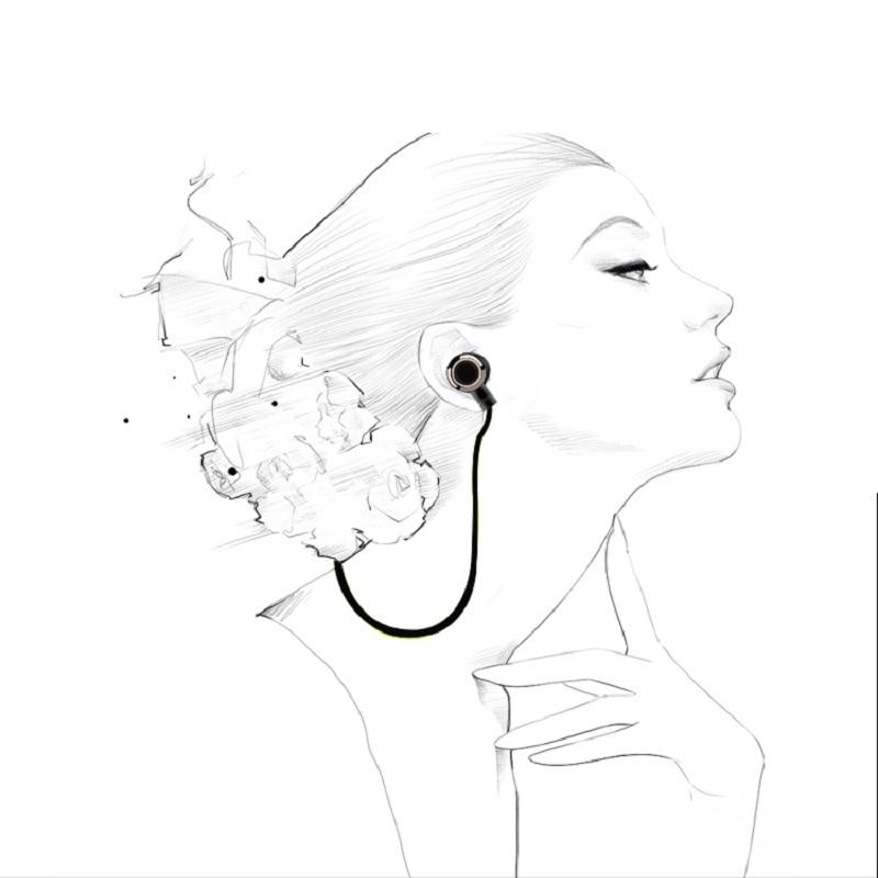 Gsdun In-Ear Құлақаспап HiFi 3.5mm Earbuds Ұялы - Портативті аудио және бейне - фото 6