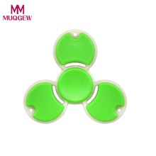 Hand Fidget Spinner Single Fingertip spinners Decompression Spiral Gyroscope Plastic Puzzle Toys For Child game Hot(China)