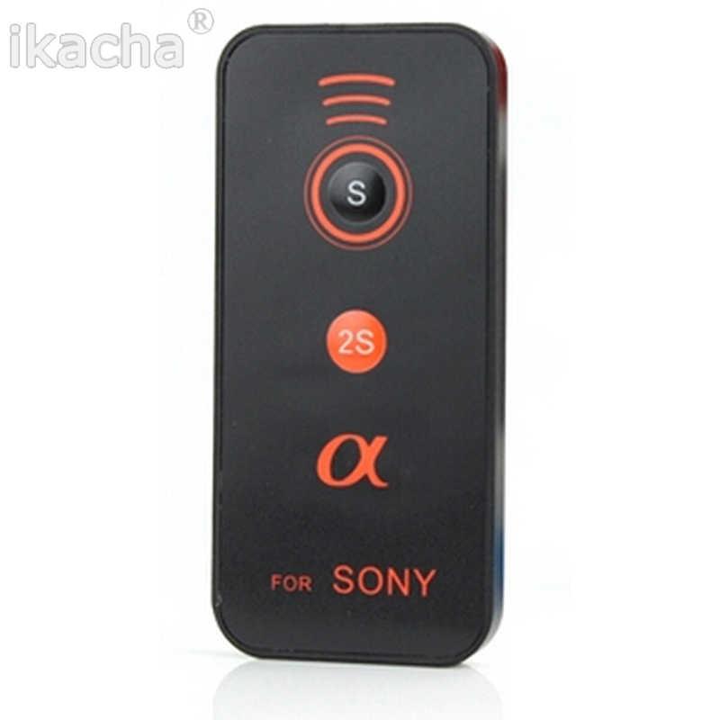 Caméra IR Sans Fil Obturateur Télécommande pour Sony A55 NXE3 NEX5N NEX6 NEX7 A5000 A6000 A380 A850 A900
