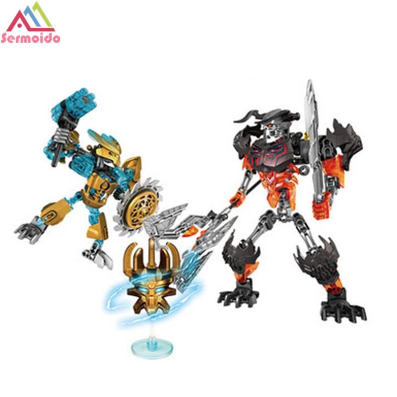 107pcs Bela Bionicle Hero Tahu Mask Maker Skull Grinder Model Building Blocks Boys Kids Bricks Compatible With Decool B181 airsoft adults cs field game skeleton warrior skull paintball mask