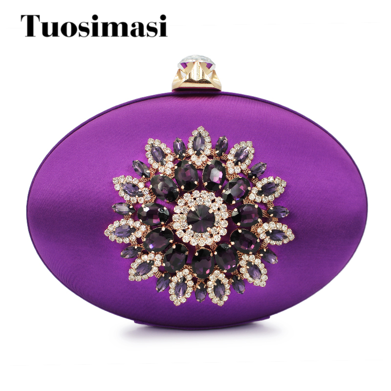 fashion luxury round oval beaded women clutch bag luxury brand indian women handbag wedding purses evening bag for party  (C103) luxury crystal clutch handbag women evening bag wedding party purses banquet