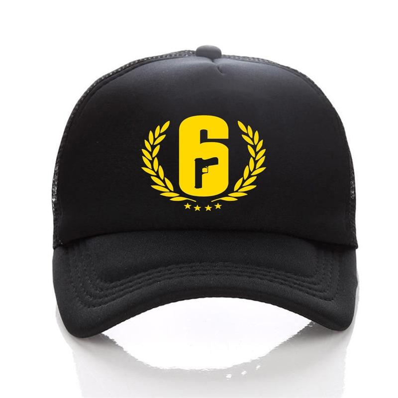 black trucker hat 05