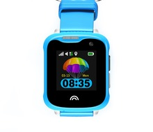 New Kids GPS Tracker Watch Smart Wristwatch D7 1.33″ With SOS Call Location Finder Locator Device Tracker Safe Anti Lost Monitor