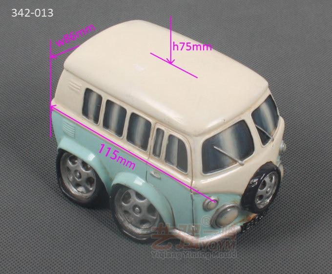 Mousse cake mold 342 013_ Car small bus shape, chocolate fondant cake mold silicone mold