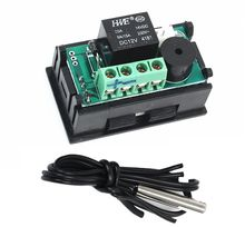 Termostato Digital DC12V  50 110 Celsius W1209WK, Control de temperatura, Sensor inteligente