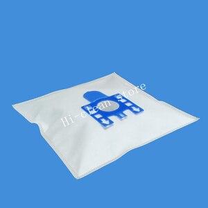Image 1 - Cleanfairy 15 шт нетканые мешки для пыли совместимы с Miele S241 S256 S290 S300 S500 S700 S1400 S6000 S7000 Замена для FJM