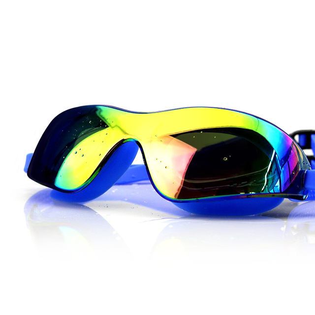 Colorful Big Unisex Swimming Goggles