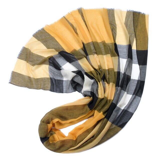 2017 Мода Осень Зима Марка Платок шерстяной шарф Женщин Пашмины Бесплатная Доставка Мягкие Шарфы Новые Поступления