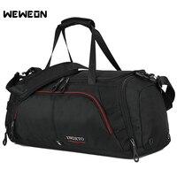 Large capacity Gym Bag Men's Single shoulder Training Bag Sport Fitness Handbag Large Travel Bags for Shoes stroage