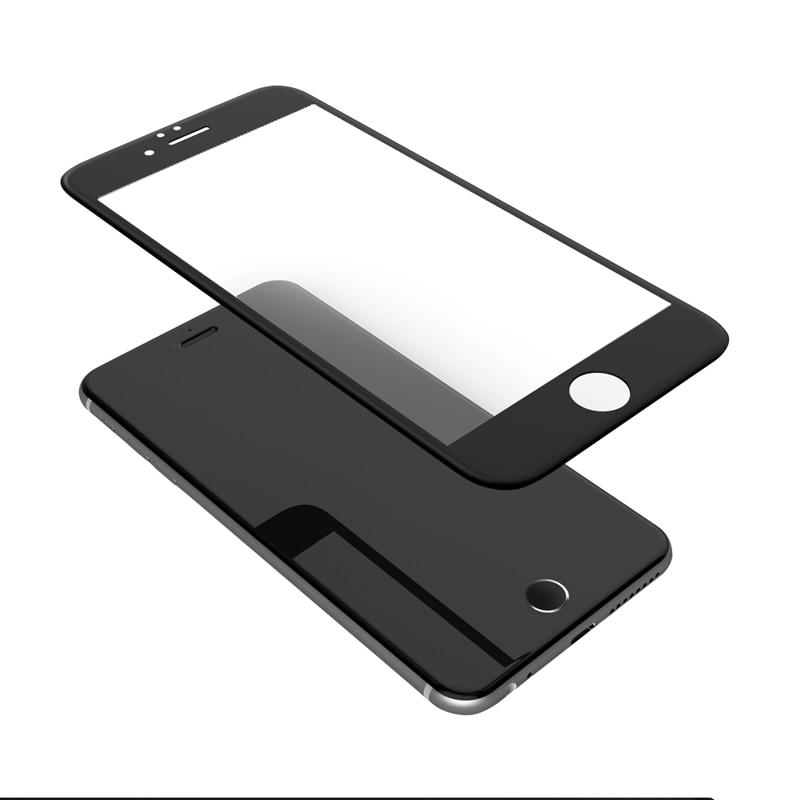 "imágenes para Para iphone 6 6 s (4.7 "") Nilkin Increíble 3D CP + MAX cobertura Completa protector de pantalla de cristal templado 9 H dureza protector de borde curvo"