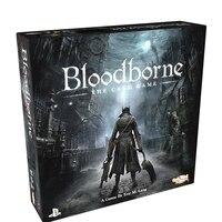 Оригинальный PS4 Игровая коллекция Бумага Bloodborne играть карточная игра фигурку игрушки для парня девушку