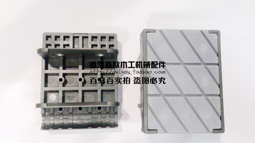 Byas Edge Sealing Machine, Conveyor Chain Conveyor Chain Block Block Edge Sealing Machine, Woodworking Machinery Fittings Sealin