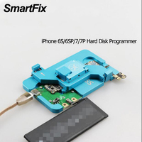 SmartFix for iPhone 5 5s 6 6P 6S 6SP 7 7P Nand PCIE Flash Programmer iCloud Clean Tools Test Equipment