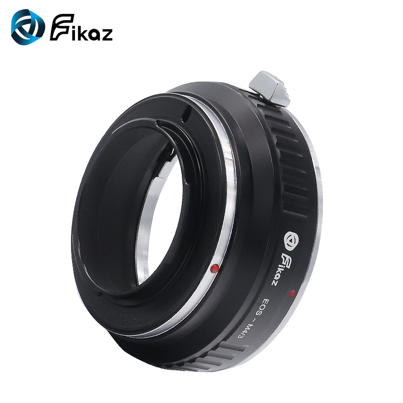 Image 3 - Fikaz For EOS M4/3 Lens Mount Adapter Ring for Canon EOS EF Lens to Micro 4/3 M4/3 MFT Olympus PEN and Panasonic Lumix-in Lens Adapter from Consumer Electronics