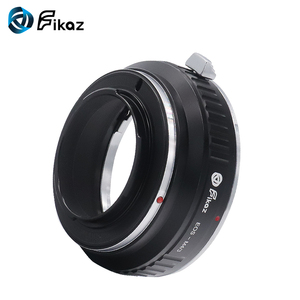 Image 3 - Fikaz For EOS M4/3 Lens Mount Adapter Ring for Canon EOS EF Lens to Micro 4/3 M4/3 MFT Olympus PEN and Panasonic Lumix