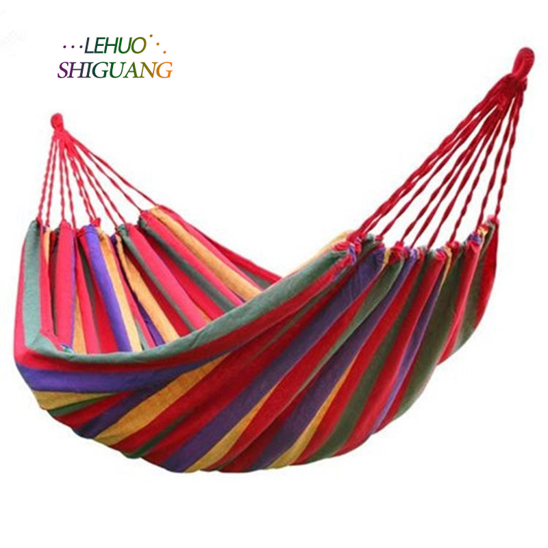 Outdoor patio furniture Portable hammock Leisure and entertainment swing Hamac swings Travel Hiking Double Person HamakOutdoor patio furniture Portable hammock Leisure and entertainment swing Hamac swings Travel Hiking Double Person Hamak
