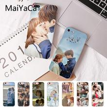 Maiyaca Park Hyung Sik and Park BoYoung Coque Shell Phone Case for