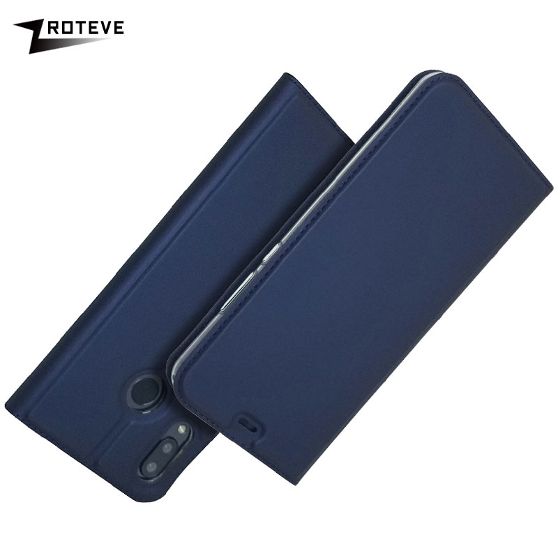 Cover For Huawei Nova 4 4e Case ZROTEVE Luxury PU Wallet Coque For Huawei Nove 3 3i Case Leather Flip Cover For Huawei Nova3 3e in Flip Cases from Cellphones Telecommunications