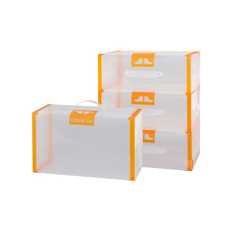 Storage box for shoes Elan Gallery 680002 Clothing & Wardrobe Storage wall bracket for storage