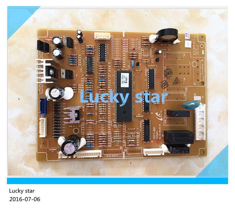 95% new for refrigerator pc board Computer board RS19NRSW DA41-00401A board used good working95% new for refrigerator pc board Computer board RS19NRSW DA41-00401A board used good working
