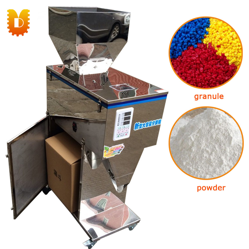 2-999g Tea Cereal Metals Particle/Powder Racking Machine/Filling Machine cursor positioning fully automatic weighing racking packing machine granular powder medicinal filling machine accurate 2 50g