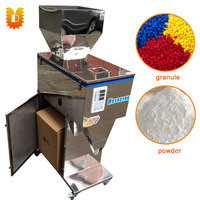2 999g Tea Cereal Metals Particle/Powder Racking Machine/Filling Machine