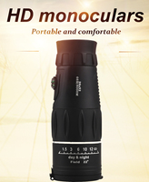 Ledarnell 26X52 High Power Binocular Monocular Telescope FMC Multilayer Coating HD Wide Angle Low Light Vision