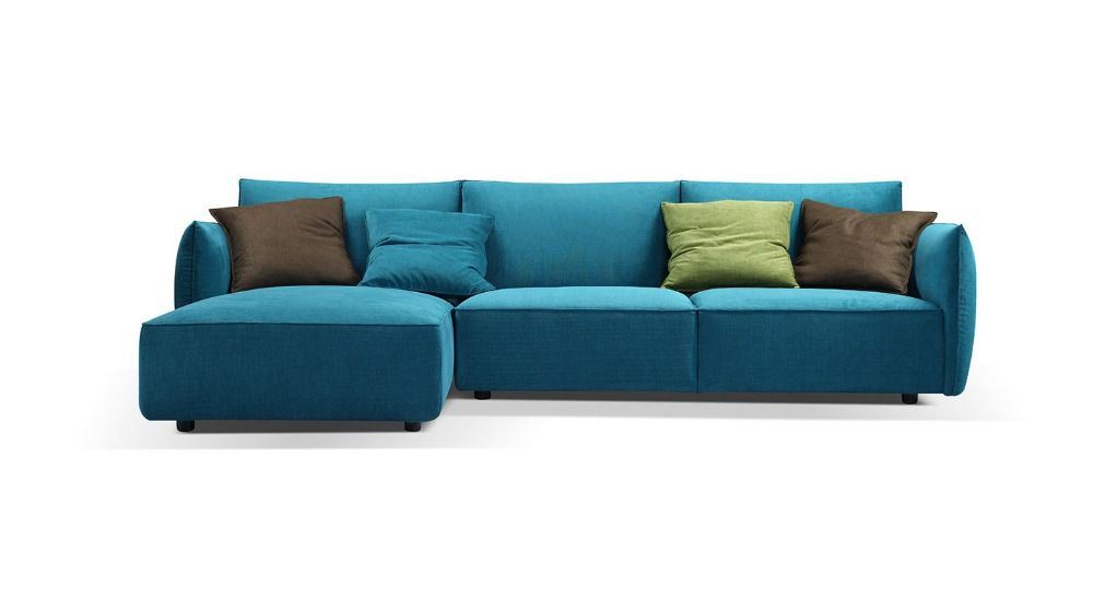 Promotion Living Room Sectional Sofa With Stainsteel Legs Mcno614 In Sofas From Furniture On Aliexpress Alibaba Group