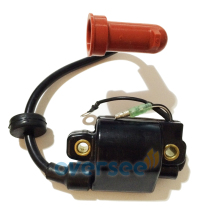 OVERSEE  Ignition Coil 6H3-85570-10-00 For 2 Stroke 55HP 60HP 90HP  Yamaha  Outboard engine